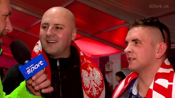 Polscy kibice: Atmosfera dzięki szczypiornistom jest wspaniała