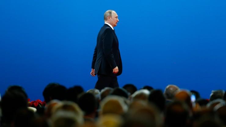 Putin: nie rozwiążemy obecnych problemów dotychczasową logiką