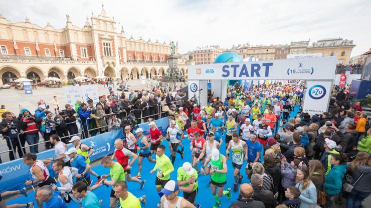 Cracovia Maraton: Trzydniówka dla biegaczy pod Wawelem