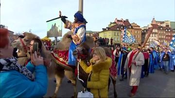 Orszaki Trzech Króli w całej Polsce