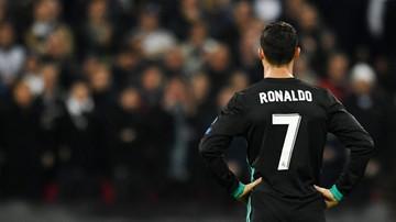 2017-11-01 111 goli! Ronaldo śrubuje rekord Ligi Mistrzów