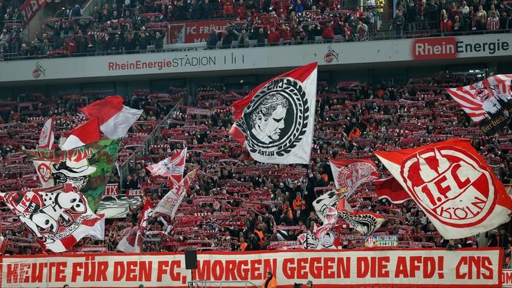 FC Koeln ukarane za mecz w Lidze Europy