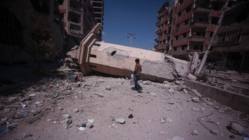 """""""Podły czyn zaplanowany, aby sterroryzować Syryjczyków"""". Francja potępia siły syryjskie naruszające rozejm"""