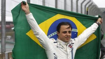 2016-12-18 Massa wróci ze sportowej emerytury? Dostał propozycję
