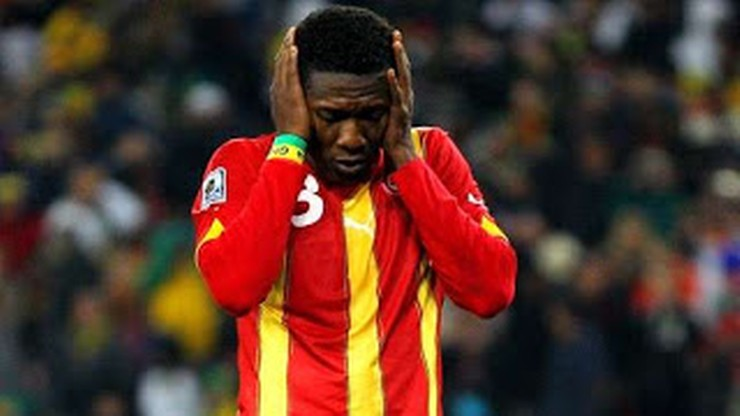 Kapitan Ghany chory na malarię!