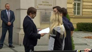 Rezydenci przekazali petycję z propozycjami rozwiązania sporu