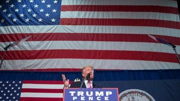 """24-08-2016 22:52 Trump zabiega o głosy Latynosów i Afroamerykanów. Wcześniej nazywał ich """"gwałcicielami i handlarzami narkotyków"""""""