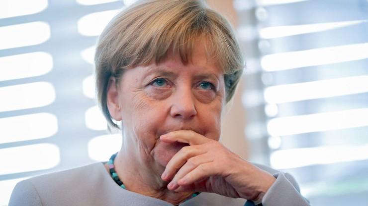 Merkel: zrobimy wszystko, aby powstrzymać ekstremistów