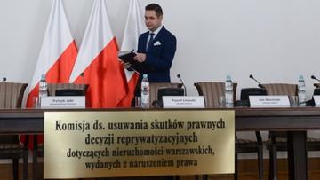 Rzecznik ratusza: komisja korzysta z małej ustawy reprywatyzacyjnej, powstałej dzięki Gronkiewicz-Waltz