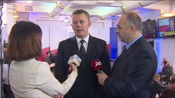 Tomasz Siemoniak o porażce Platformy Obywatelskiej.