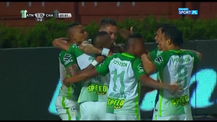 Atletico triumfuje w Recopa Sudamericana. Kuriozalny gol pogrążył Chapecoense