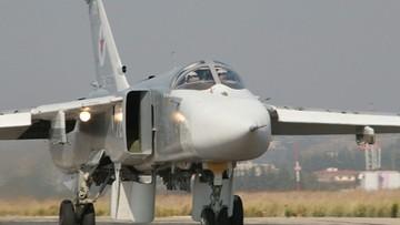 """25-11-2015 12:48 Rosja: będziemy kontynuować naloty w Syrii. """"Nie oznacza to wojny z Turcją"""""""