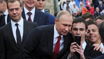 15-09-2016 18:55 Putin wezwał rodaków do głosowania w wyborach parlamentarnych