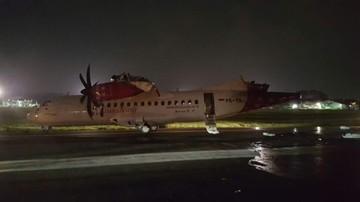 05-04-2016 11:10 Zderzenie samolotów na lotnisku w Dżakarcie. Nie ma ofiar