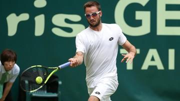 2016-07-01 Wimbledon: Troicki wdał się w awanturę z sędzią