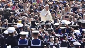 01-05-2016 13:31 Franciszek zaapelował o przerwanie działań wojennych w Syrii