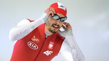 2016-12-04 PŚ w łyżwiarstwie szybkim: Waś na podium w Astanie