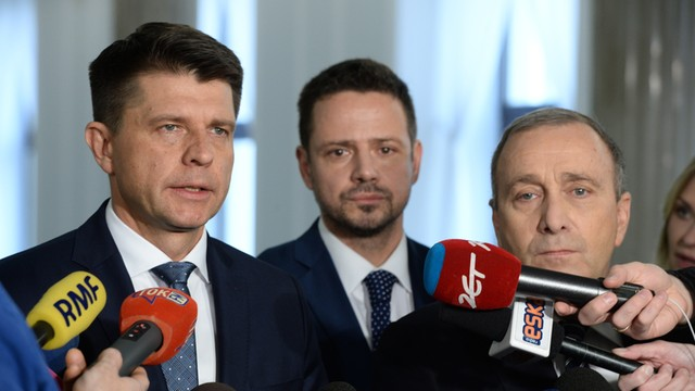 Trzaskowski wspólnym kandydatem PO i Nowoczesnej na prezydenta Warszawy