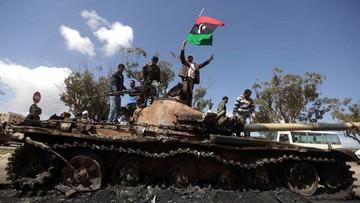 10-08-2016 19:19 Libijskie wojsko odbiło kwaterę główną IS w Syrcie