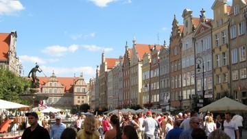 Obłożenie hoteli w Gdańsku i Sopocie wyższe niż w Barcelonie i Rzymie. Rekordowy sezon turystyczny w Polsce