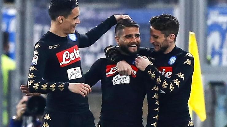 Serie A: Mecz na szczycie dla Napoli. Asysta Zielińskiego