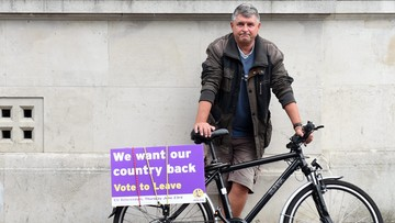 13-06-2016 19:49 Wielka Brytania: rośnie przewaga zwolenników wyjścia z UE