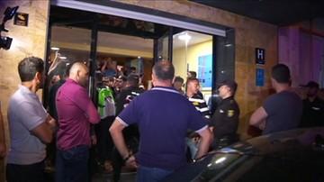 Katalończycy nękają policjantów blokujących referendum. Wicepremier Hiszpanii: mafijne zachowanie