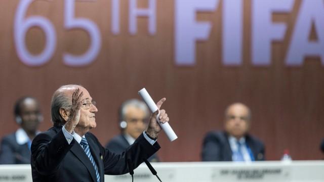 Blatter: działania szwajcarskiej prokuratury są oburzające