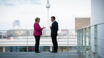 16-05-2017 10:55 Media o spotkaniu Macron-Merkel: dobra atmosfera, ale są różnice