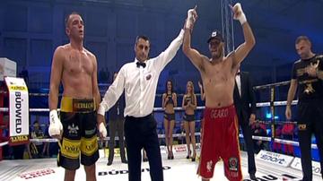 2015-10-23 Gala w Białymstoku: Ajetovic zaskoczył Gerleckiego. Zobacz skróty walk!