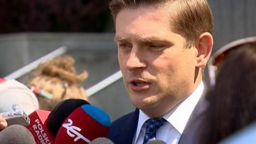 """22-05-2017 12:55 Kownacki: zarzuty w sprawie samolotów dla VIP-ów to """"ogromna niegodziwość"""""""