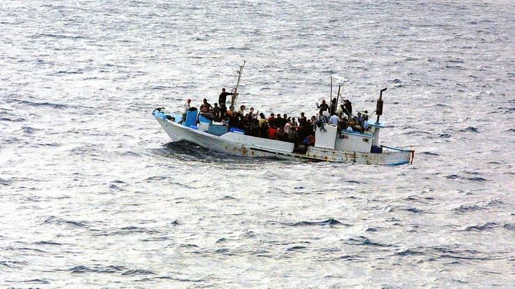 Akcja tureckiej straży przybrzeżnej na Morzu Egejskim. Uratowanych 57 imigrantów