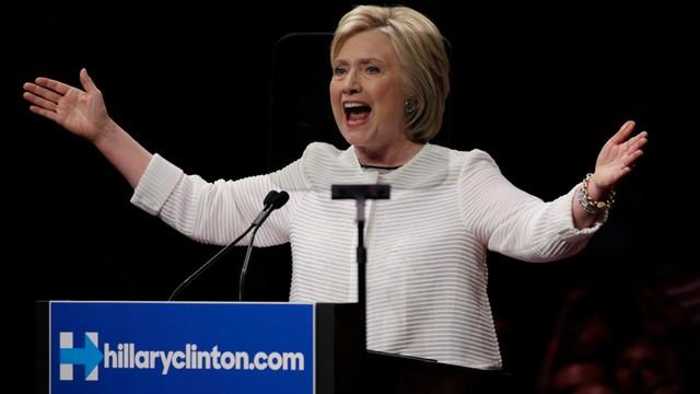 Lekarka Clinton: jest w stanie pełnić obowiązki prezydenta