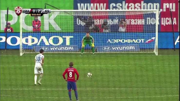 Karny mógł dobić CSKA