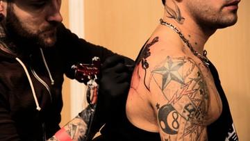 27-07-2016 11:25 Masz tatuaż? Może być toksyczny i powodować raka