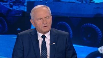 """2017-08-15 """"Zaczął się okopywać, nie ruszył do przodu"""". Koziej o przemówieniu prezydenta"""