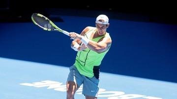 2018-01-07 Nadal dołączył do obsady turnieju pokazowego w Melbourne