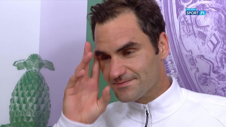 Federer: Mieliśmy już z Cilicem brutalną rywalizację. Znam go bardzo dobrze