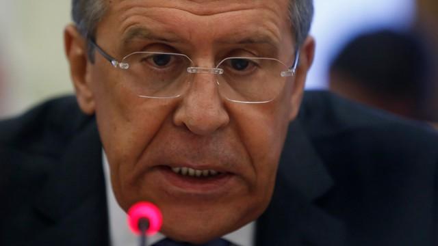 Ławrow: Należy zacieśnić współpracę wojskową z USA w Syrii