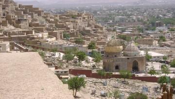 11-10-2016 19:27 Atak na świątynię w Kabulu. Co najmniej kilku zabitych