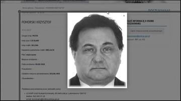 19-01-2017 13:25 Opisywał, jak gwałcił i zabijał. List gończy za podejrzanym o  posiadanie treści pornograficznych z udziałem dzieci