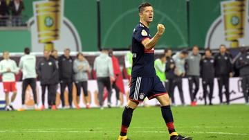 2017-10-29 Lewandowski nie zagra we wtorek z Celtikiem Glasgow