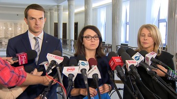 """08-09-2017 15:07 """"To twarda partyjna propaganda"""". Nowoczesna pisze do PKW ws. kampanii informacyjnej PFN"""