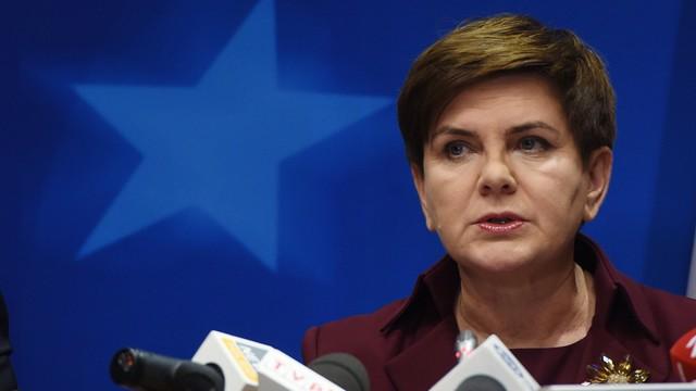 Szydło: w PE powiem, że Polska ma prawo do podejmowania suwerennych decyzji
