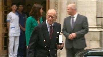 02-08-2017 21:41 Wielka Brytania: 96-letni książę Filip wycofał się z życia publicznego