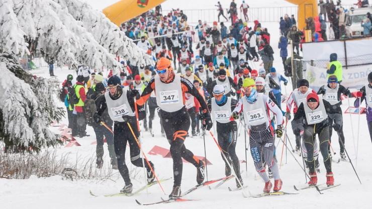Ponad 400 narciarzy rywalizowało w Biegu Gwarków