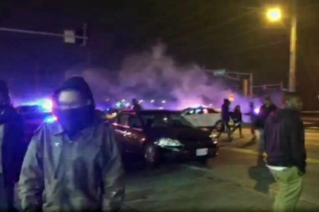 USA:18-latek zastrzelony przez policjanta - znów zamieszki