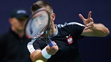 2015-09-18 Puchar Davisa: Kližan lepszy od Przysiężnego