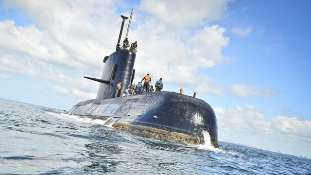 Eksplozja w miejscu zaginięcia okrętu podwodnego. Co się stało z ARA San Juan?