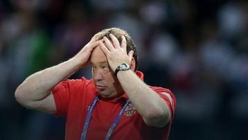 Reprezentacja Rosji bez trenera